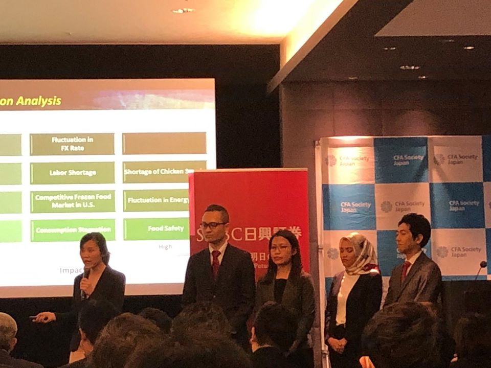 CFA Institute Research Challenge