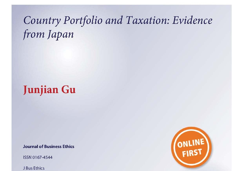 Faculty Publication