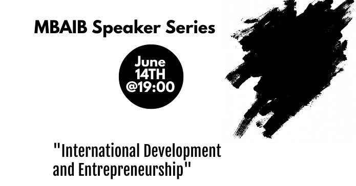 MBA-IB Speaker Series (Spring  2019)